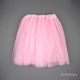 Tutu Cake Long Pink