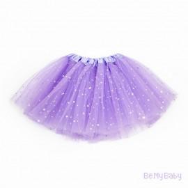 Gwiezdna Tutu Violet Lite
