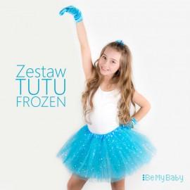 Zestaw TUTU Frozen