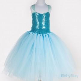 Sukienka frozen cekiny