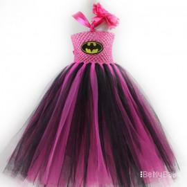 Tiulowa Sukienka TUTU Batmanka