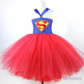 sukienka superman