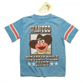 Wanted Elmo sesame street