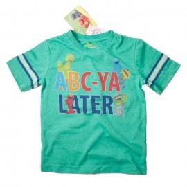 Sesame Street tshirt miętowy