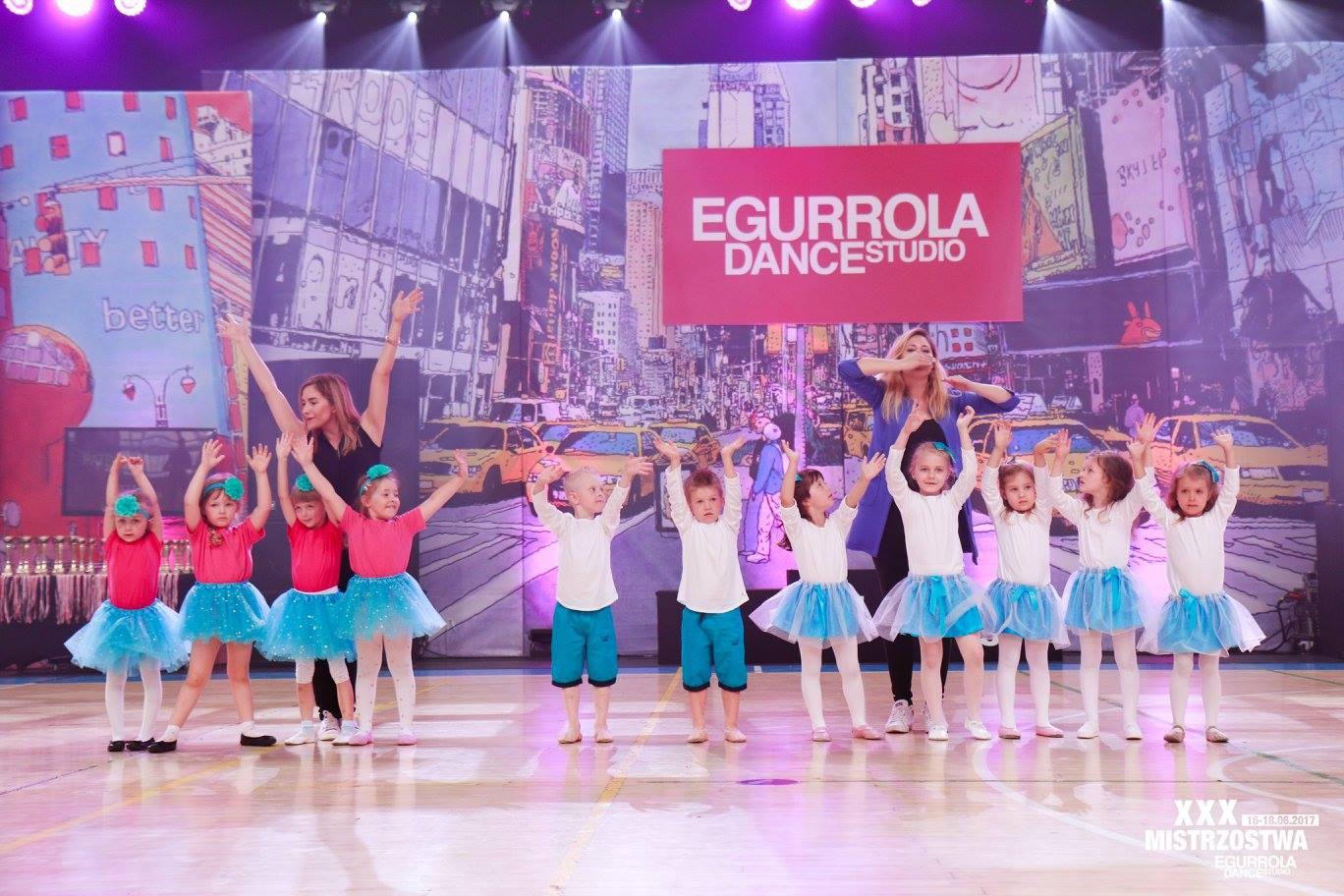 Spódniczki tiulowe BeMyBaby Egurrola Dance Studio
