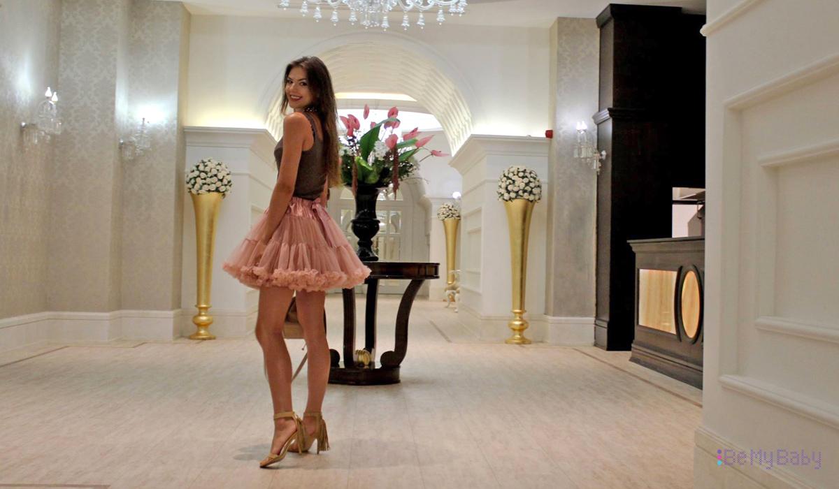 Kinga Zabielska Finalistka Miss Polonia 2016 w naszej puszystej spódnicy