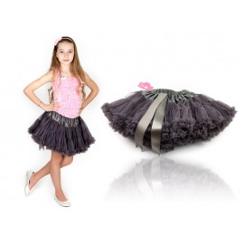 PettiSkirt Grafit